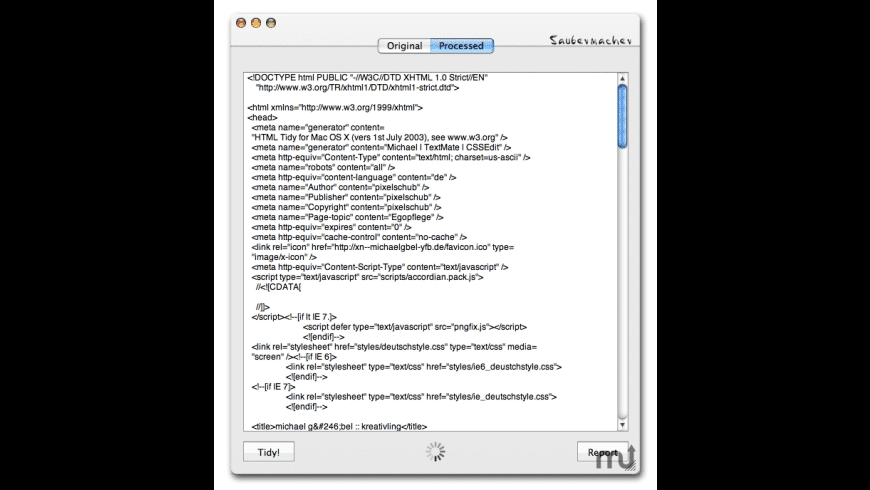 Saubermacher for Mac - review, screenshots