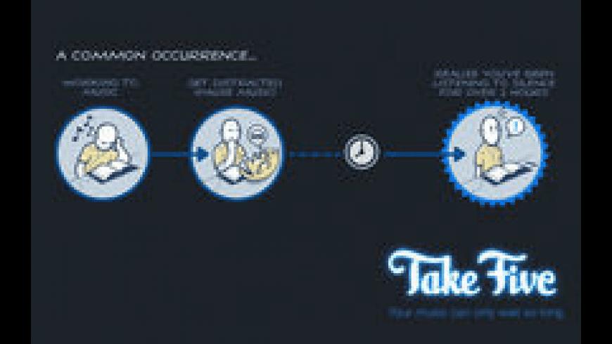 Take Five for Mac - review, screenshots