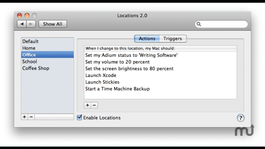 Locations Pro for Mac - review, screenshots