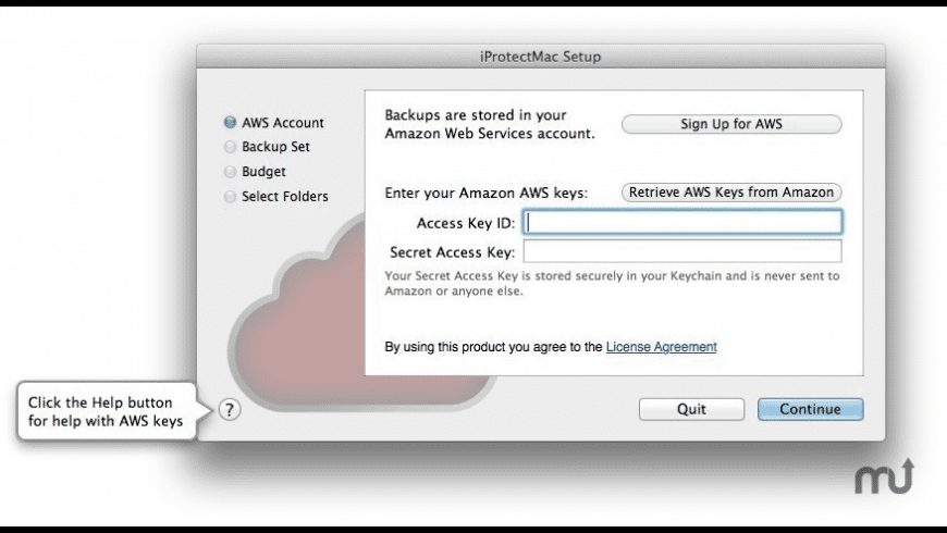 iProtectMac for Mac - review, screenshots