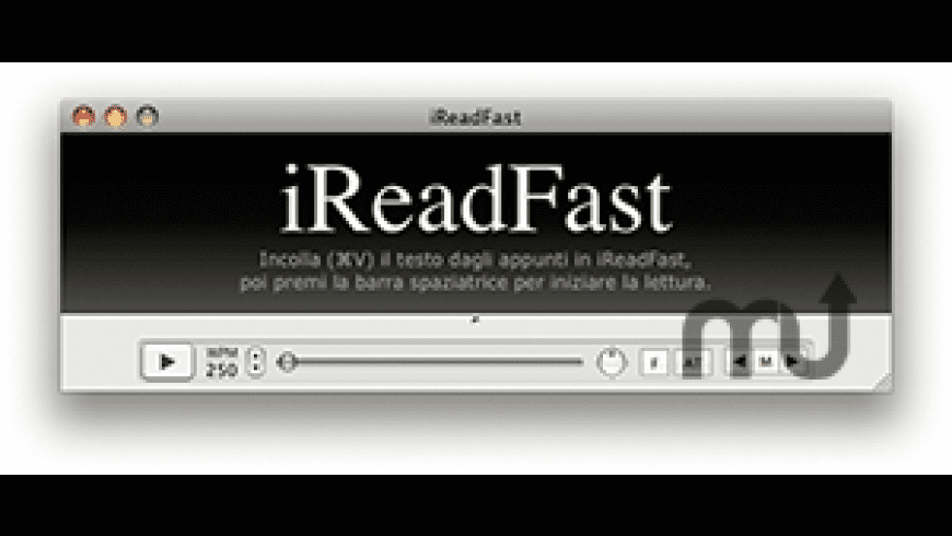iReadFast for Mac - review, screenshots