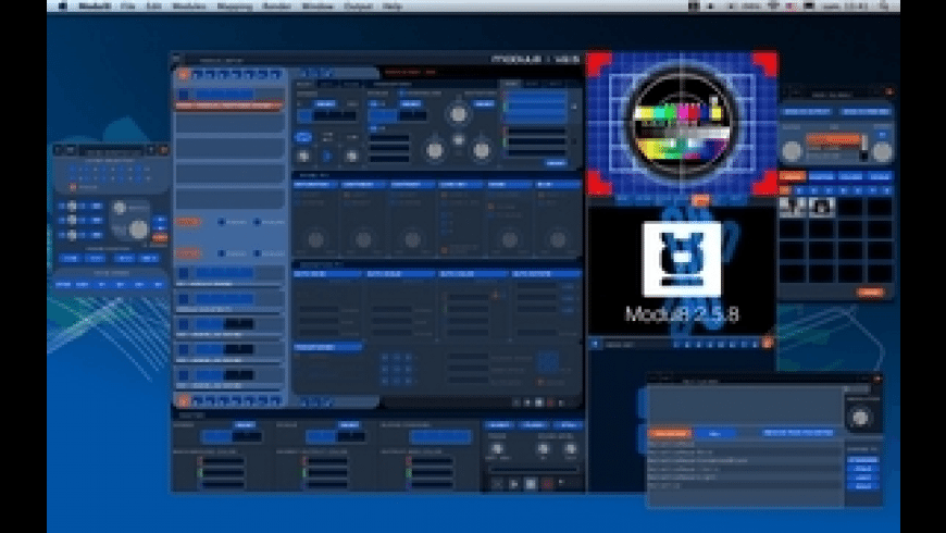 Modul8 for Mac - review, screenshots
