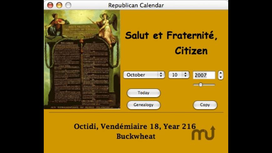 Salut et Fraternite for Mac - review, screenshots