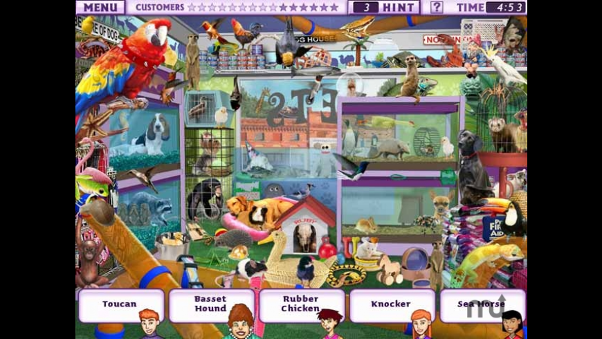 Little Shop of Treasures 2 for Mac - review, screenshots