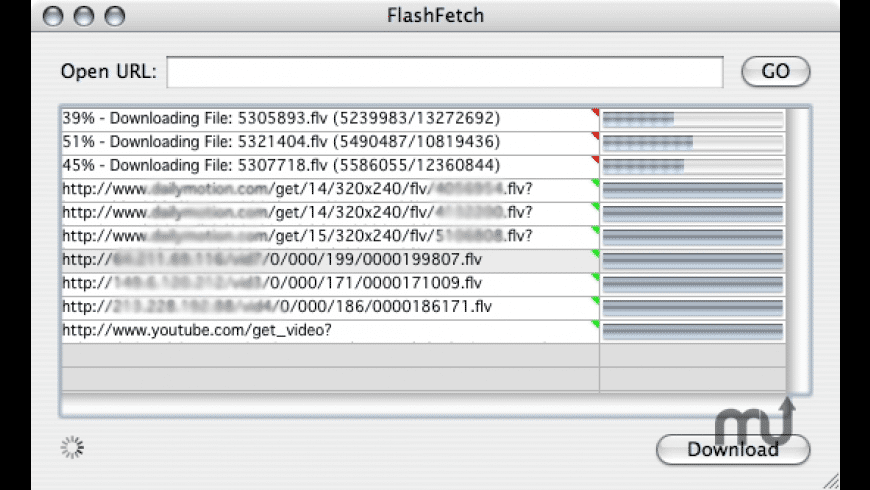 FlashFetch for Mac - review, screenshots