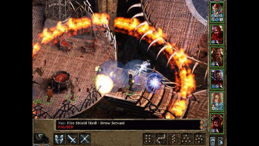 Baldurs Gate II for Mac - review, screenshots