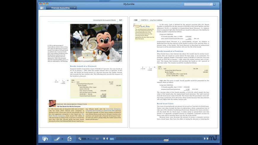 MyScribe for Mac - review, screenshots