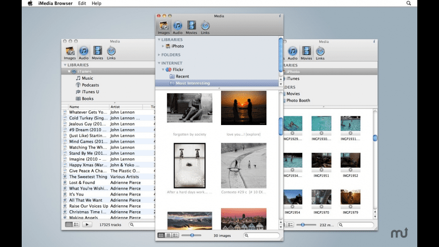 iMedia Browser for Mac - review, screenshots