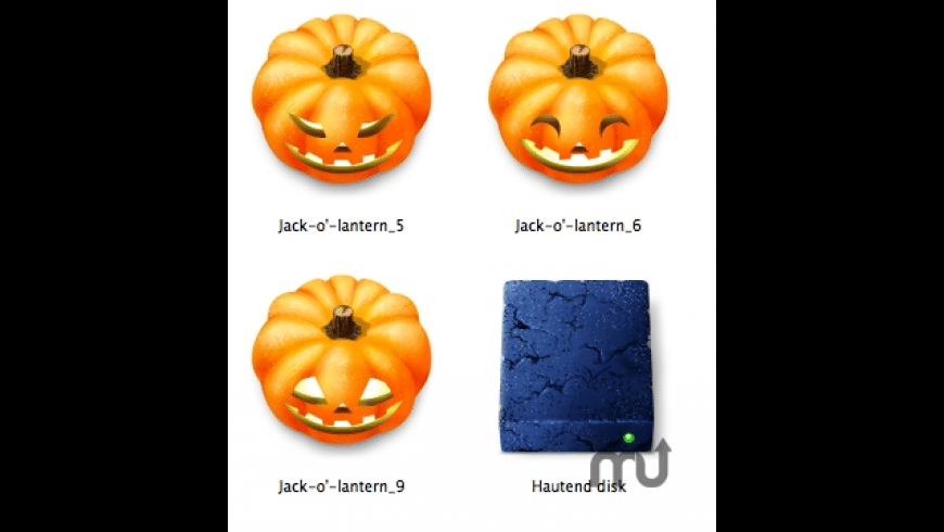 Haunted Hotel Icons for Mac - review, screenshots