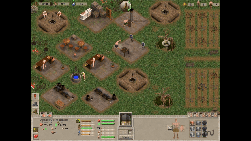 Gladiator Trials II for Mac - review, screenshots