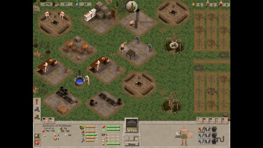Gladiator Trials II for Mac - review, screenshots