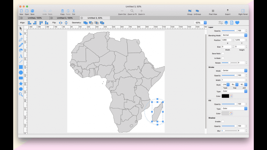 PrintLab Studio for Mac - review, screenshots