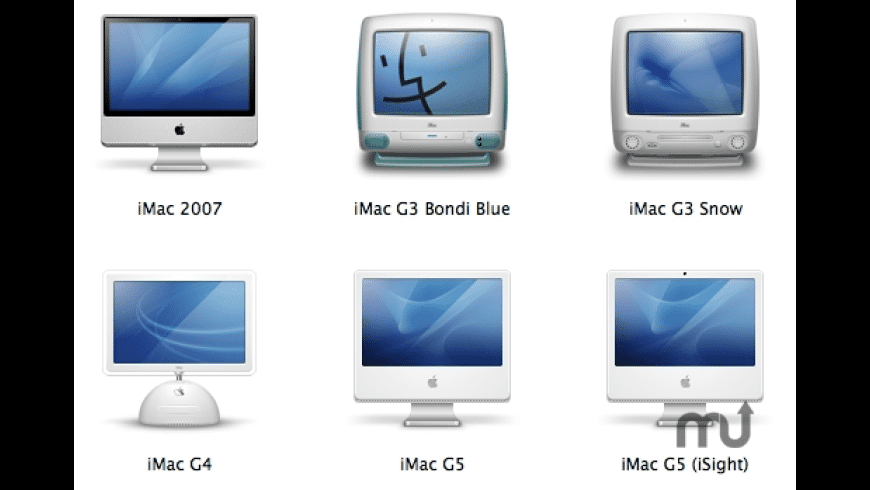 iMac Generations Volume 2 for Mac - review, screenshots