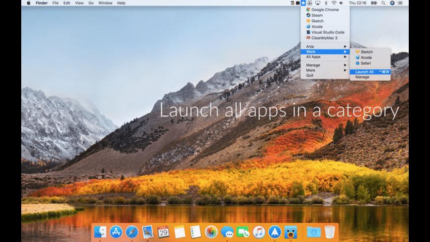 Launchey for Mac - review, screenshots