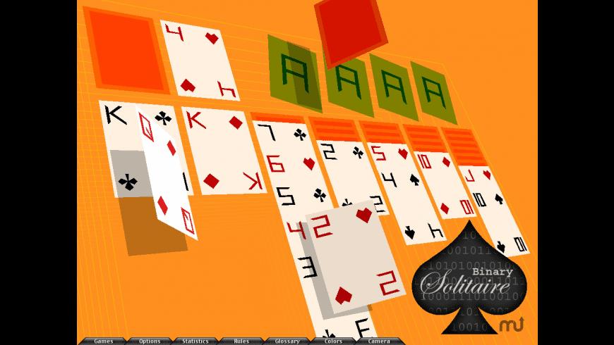 Binary Solitaire for Mac - review, screenshots