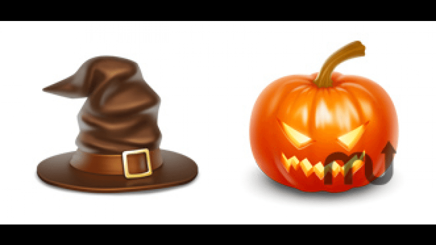 Helloween Icons for Mac - review, screenshots