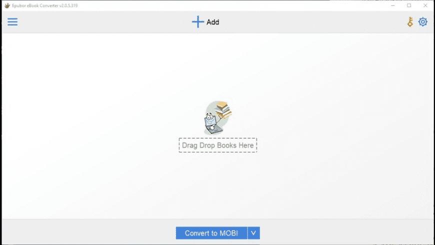 eBook  Converter for Mac - review, screenshots