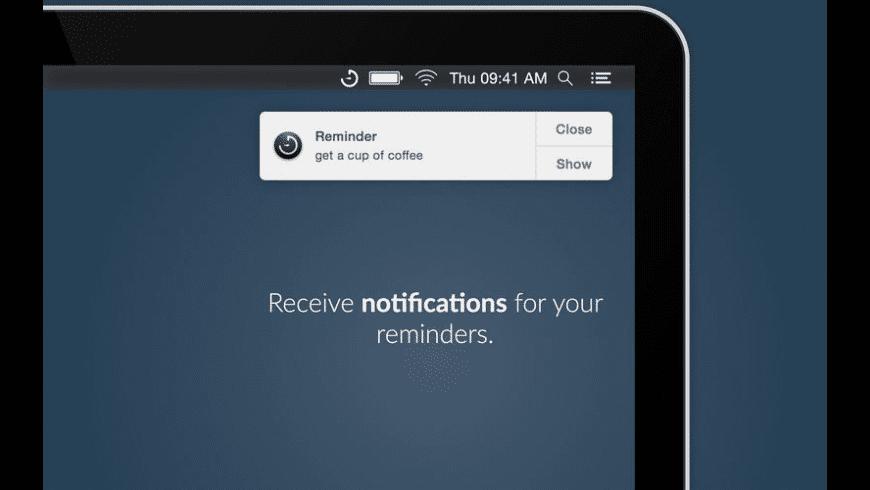 Gestimer for Mac - review, screenshots