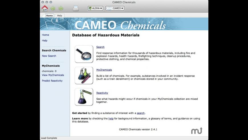 CAMEO for Mac - review, screenshots