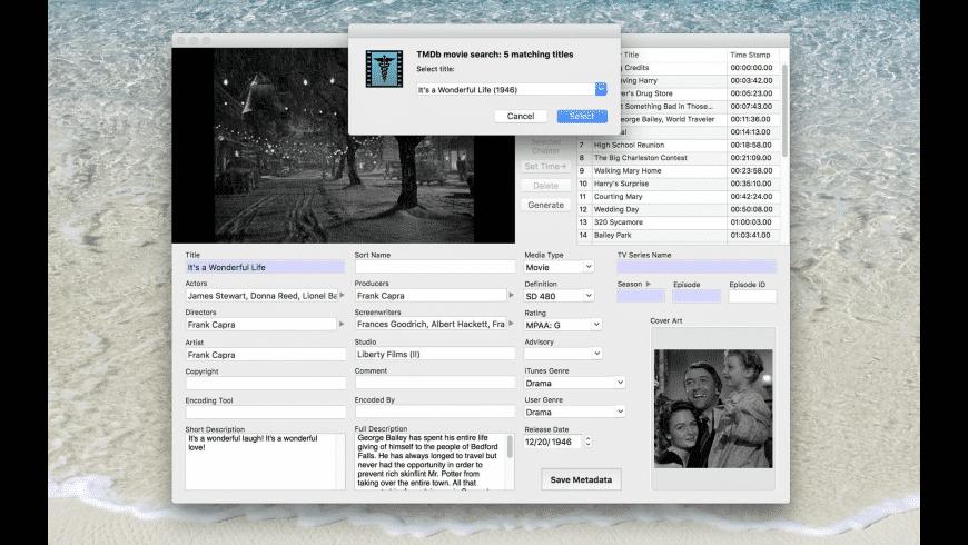 MetaDoctor for Mac - review, screenshots