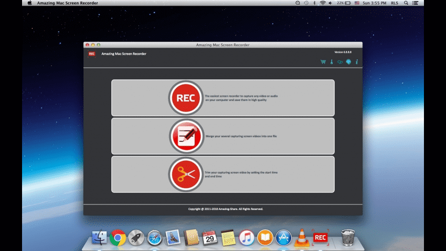 Screen Recorder for Mac - review, screenshots