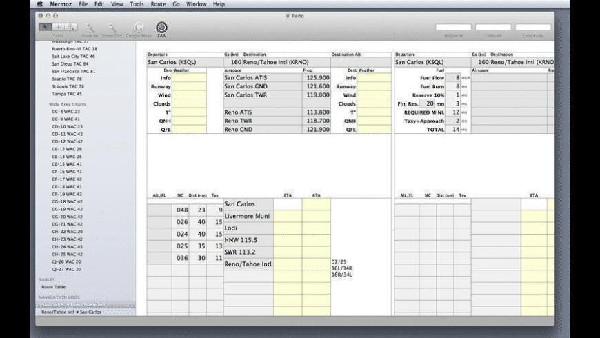 Mermoz for Mac - review, screenshots