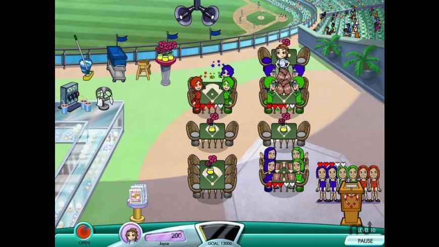 Diner Dash: Hometown Hero for Mac - review, screenshots