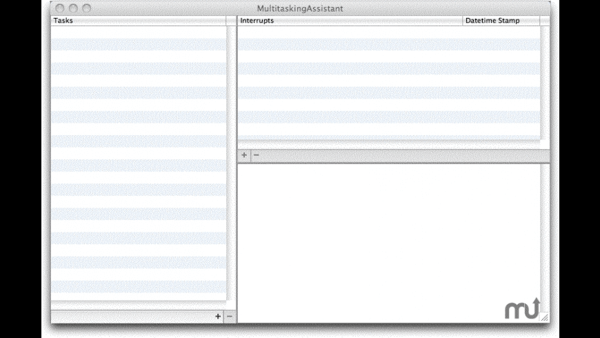 MultitaskingAssistant for Mac - review, screenshots