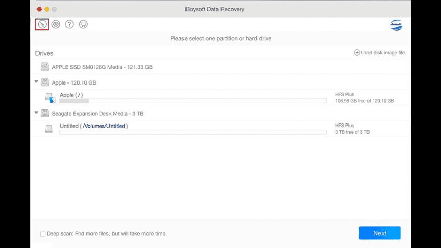 iBoysoft Data Recovery for Mac - review, screenshots