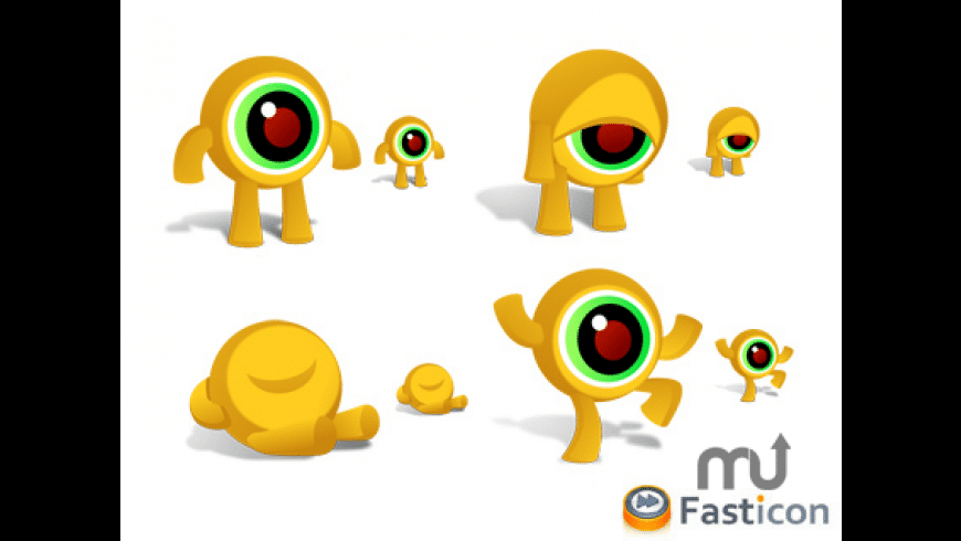 Crazy Eye Icons for Mac - review, screenshots