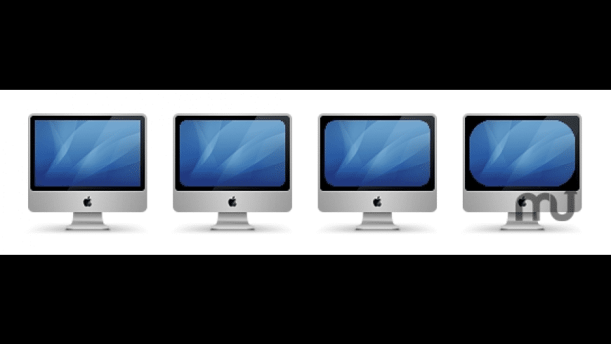 Displaperture for Mac - review, screenshots