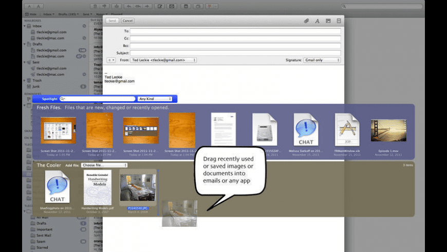 Fresh for Mac - review, screenshots