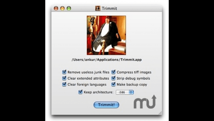 Trimmit! for Mac - review, screenshots