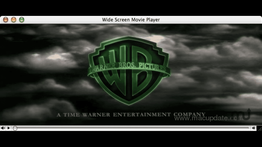 Wide Screen Movie Player for Mac - review, screenshots