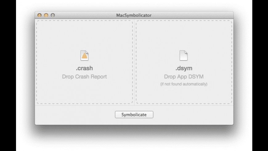 MacSymbolicator for Mac - review, screenshots
