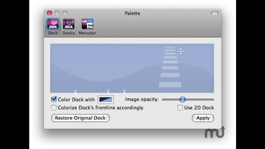 Palette for Mac - review, screenshots
