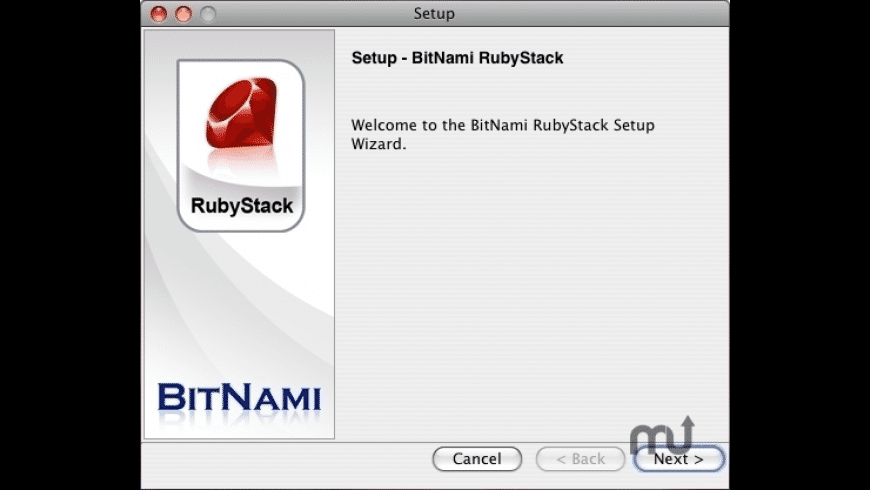 BitNami RubyStack for Mac - review, screenshots