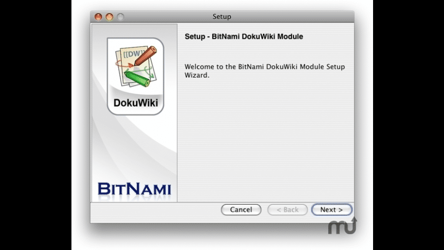 BitNami DokuWiki Stack for Mac - review, screenshots