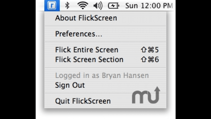 FlickScreen for Mac - review, screenshots
