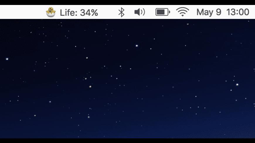 Progress Bar OSX for Mac - review, screenshots