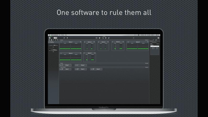 Outline Dashboard for Mac - review, screenshots