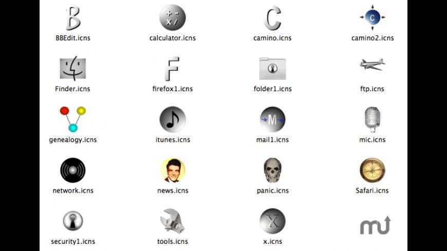 Johnicons for Mac - review, screenshots