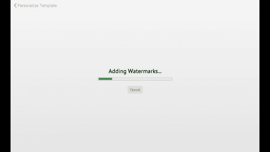 Visual Watermark for Video for Mac - review, screenshots