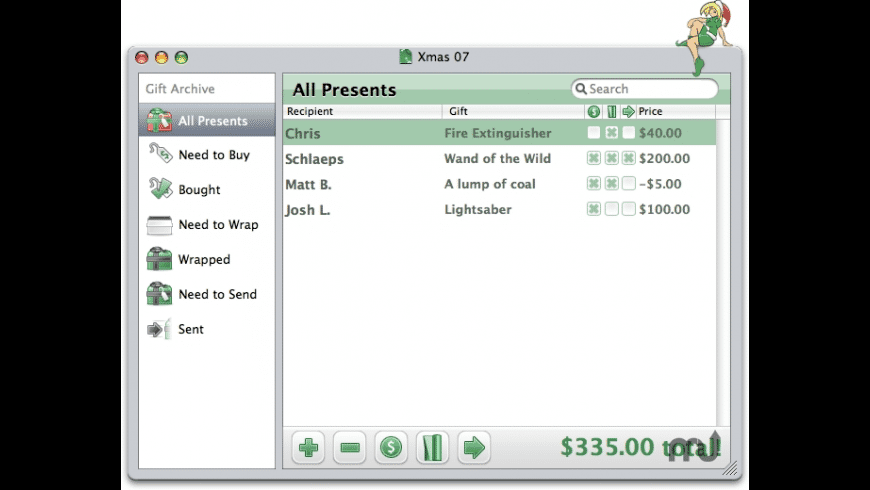 Santa's Gizmo for Mac - review, screenshots