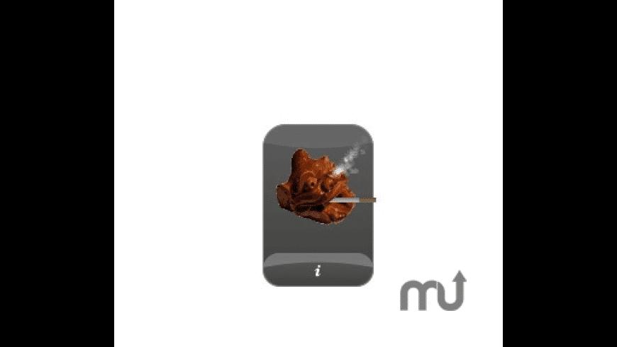 Desktop Cigarette Widget for Mac - review, screenshots