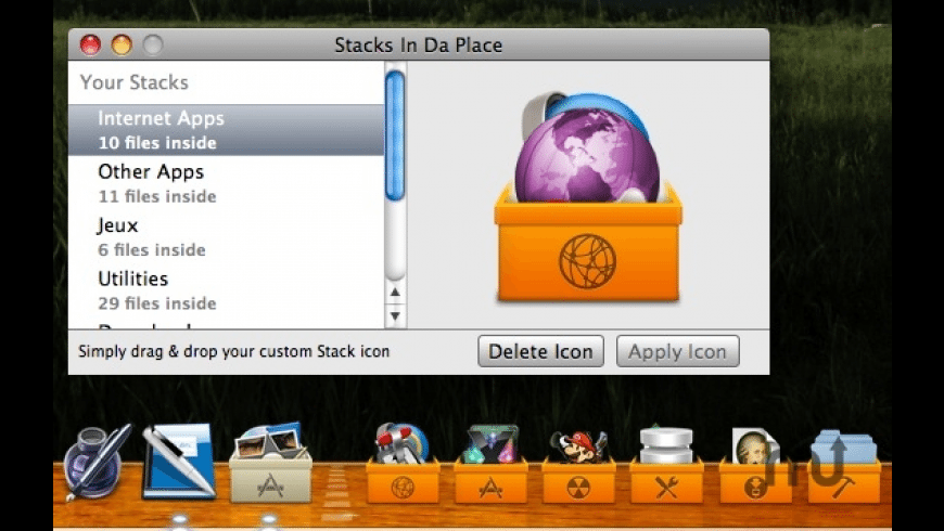 Stacks In Da Place for Mac - review, screenshots