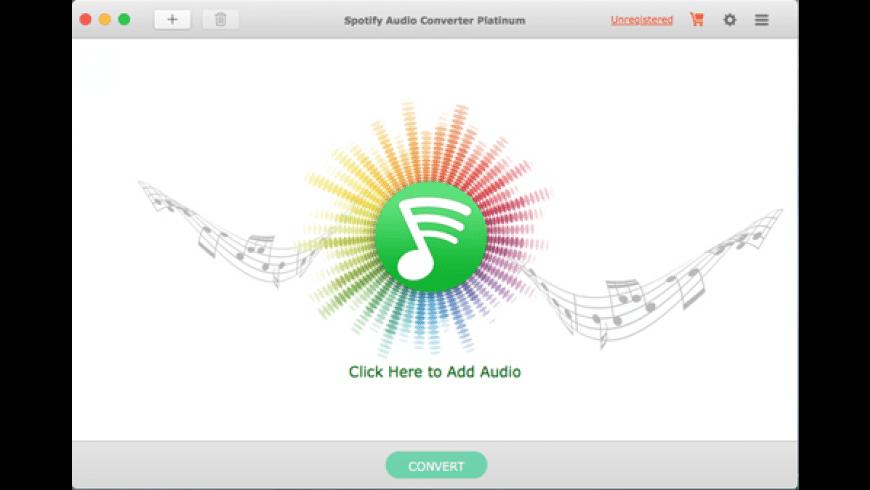 Spotify Audio Converter Platinum for Mac - review, screenshots