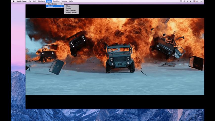 iFunia Media Player for Mac for Mac - review, screenshots