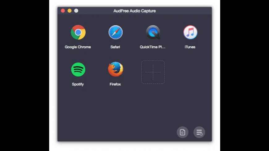 AudFree Audio Capture for Mac - review, screenshots