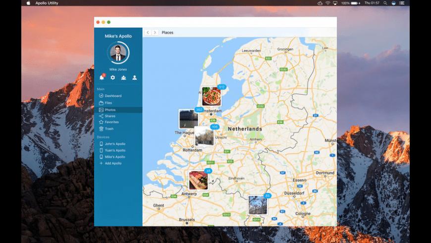 Apollo Cloud for Mac - review, screenshots